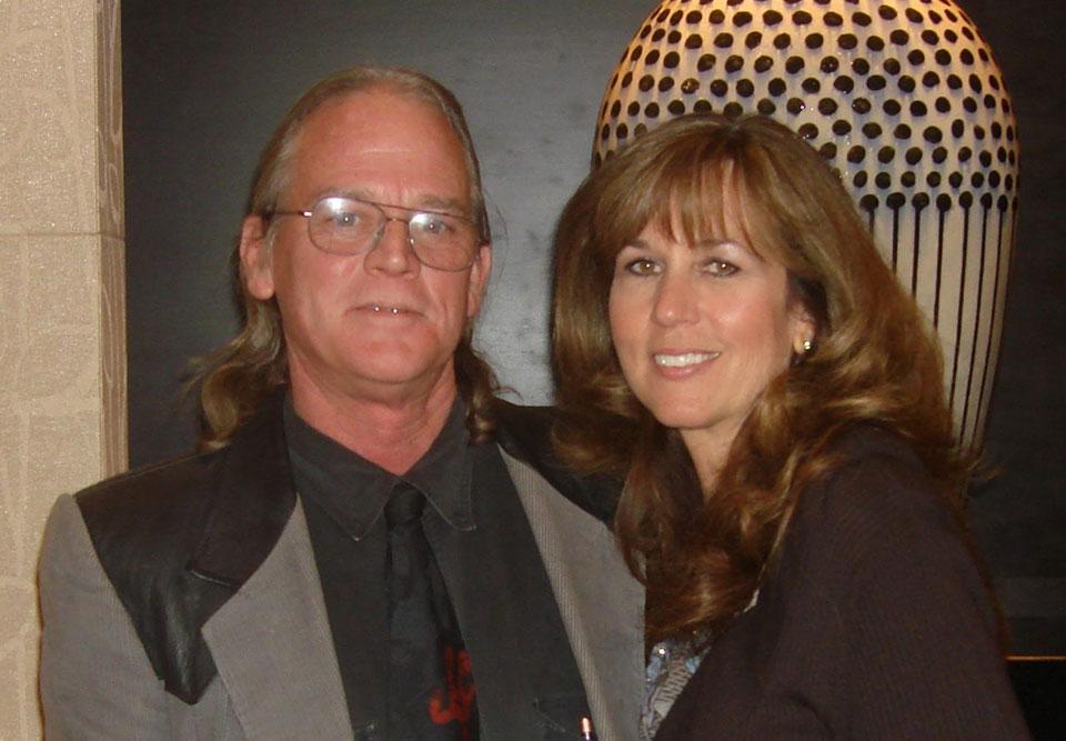 Brian and Linda Brimhall